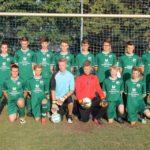 U17 – Sieg in der Meisterschaft, im Achtelfinale ausgeschieden…