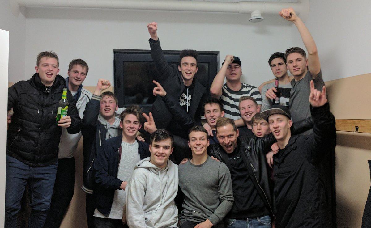 U19 – 2:4 Auswärtssieg gegen Senftenberg