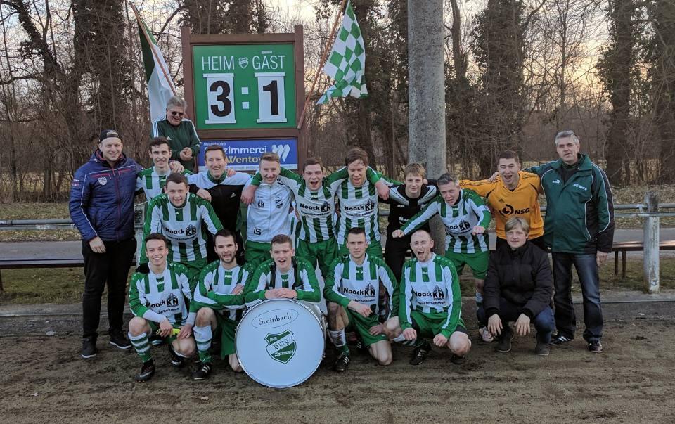 Zweite Mannschaft – Verdienter Heimsieg