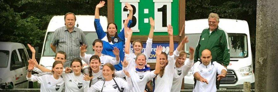 Frauen – Ein Sieg zum Saisonauftakt
