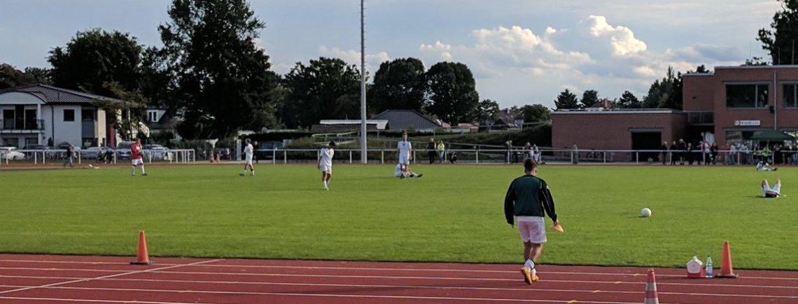 FV Erkner vs. SG Burg – Zwei Doppelschläge entscheiden