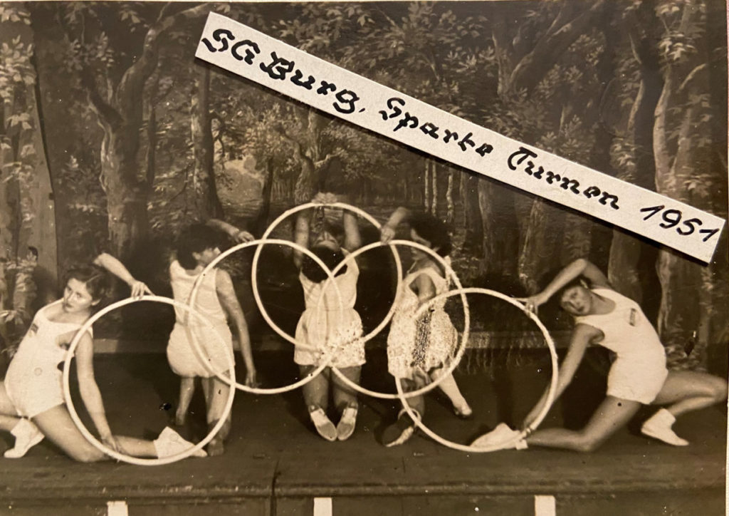 Turnerinnen 1951