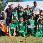 D-Junioren gewinnen Pokal in Drehnow
