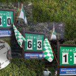 Drei Testspiele gegen Calau, Groß-Beuchow und Werben